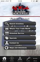 Screenshot of Red McCombs Hyundai Northwest