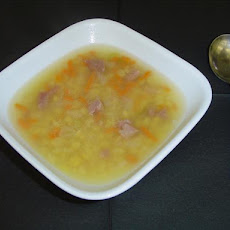 Canadian (Habitant) Yellow Pea Soup