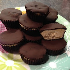 Peanut Butter Cups (or almond butter, or cashew butter, or hazelnut butter...)