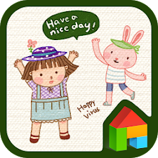 Have a nice day dodol theme