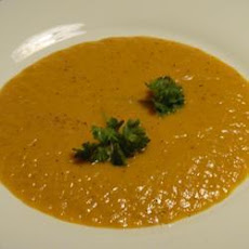 Creamy Roast Pumpkin Soup