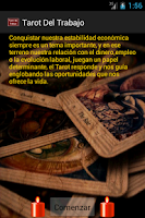Screenshot of Tarot del Trabajo