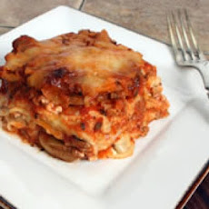 Emeril's Turkey Lasagna