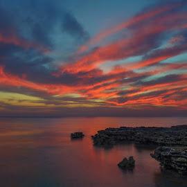 Dukhan Beach by Reynaldo Andrada - Landscapes Beaches ( #nikon #d7000 #dukhan #qatar,  )