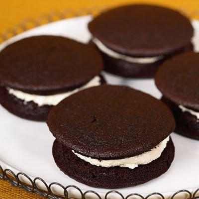 Cranberry Island Whoopie Pies