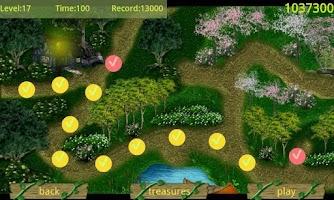 Screenshot of Dream of Nature
