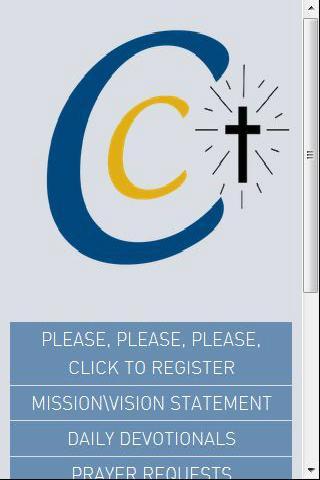 UTC Campus Christians