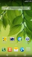 Screenshot of Galaxy S4 Go Nova Apex Theme