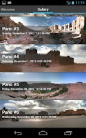 Screenshot of PanoStitch Panorama Pictures
