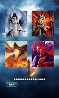 Screenshot of Fantasy Puzzles