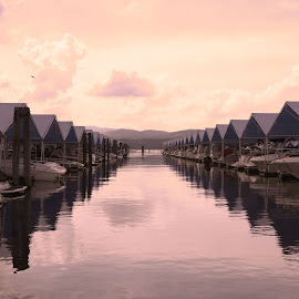 Cda Resort Marina by Scott Jinkens - Novices Only Landscapes