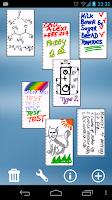 Screenshot of Handwriting Notes DEMO