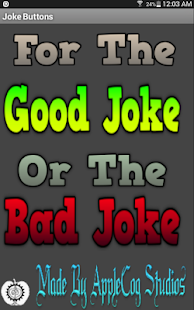 Joke Buttons - screenshot