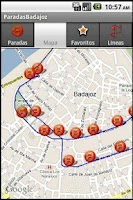 Screenshot of Bus Stop Toledo FREE