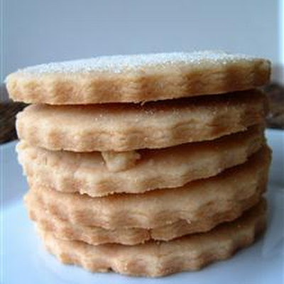 Almond Shortbread I
