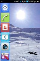 Screenshot of Ubuntu Launcher (Beta)