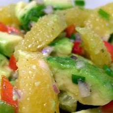 Avocado-Orange Salsa