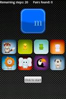 Screenshot of Memory