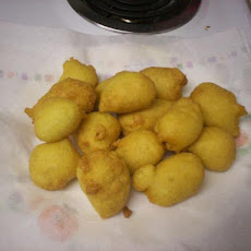 Beer Hush Puppies
