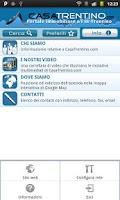 Screenshot of CasaTrentino.com
