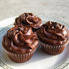 Cat Cora's Chocolate Brownie Cupcakes