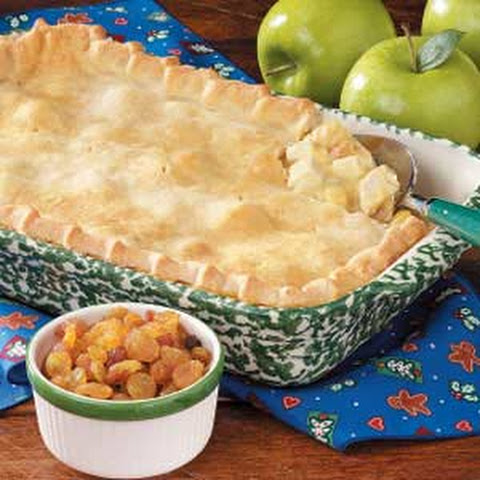 Apple Turkey Potpie