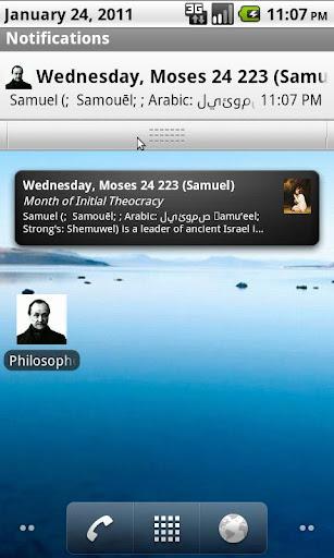 Philosopher's Calendar