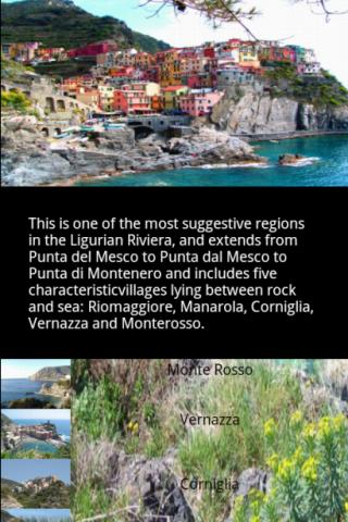 Cinque Terre Guide Italy Demo