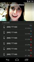 Screenshot of myDialer