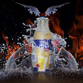 A cool splash by Chao Gogoi - Food & Drink Alcohol & Drinks