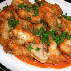 Uncle Louie's Chicken Wings Marinara(Jay Leno's Favorite)