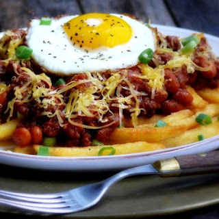 Sloppy Joe Chili Cheese Fries