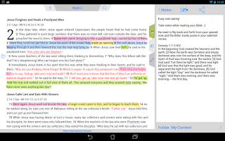 Screenshot of NIV Women's Devotional Bible