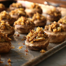 Stuffing-Stuffed Mushrooms Recipe