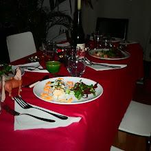 Fine Creole Christmas Dinners