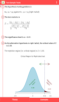 Screenshot of Hypothesis Testing - I [lite]