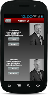 S and E Law Firm - screenshot