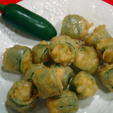 Deep-Fried Jalapeno Slices