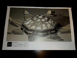 Image 2 for Cygnus Solarium Concept Art Set