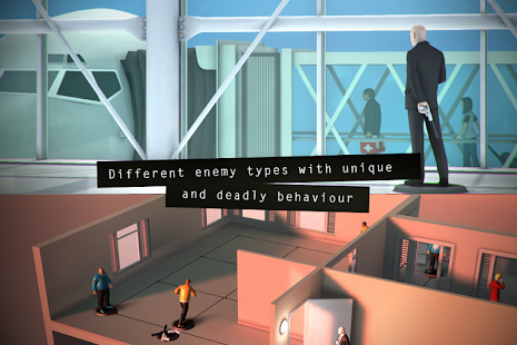 Hitman GO 1.12.86482 (Retail & Mods) Apk + Data