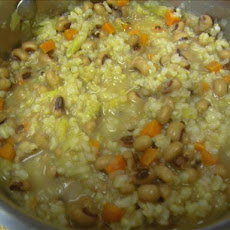 Cajun Rice and Black-Eyed Peas