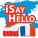 iSayHello Polish - French icon