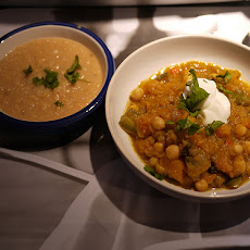 Dhal Curry With Meat (Gosht Dhal)