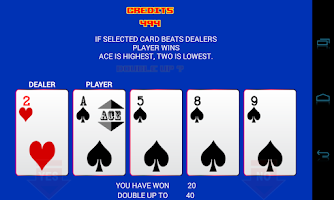 Screenshot of Video Poker - Original Games!