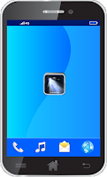 Screenshot of Flashlight for Motorola Moto X