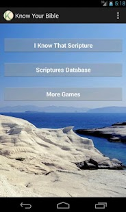 Know Your Bible - screenshot
