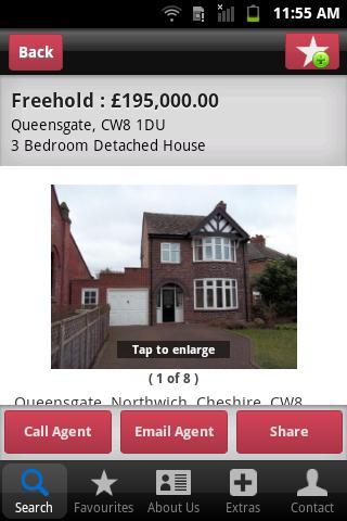 【免費生活App】Coulby Conduct Estate Agents-APP點子