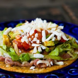 Corn Tortilla Tostada Recipes