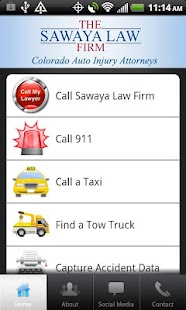 Colorado Auto Injury Attorney - screenshot