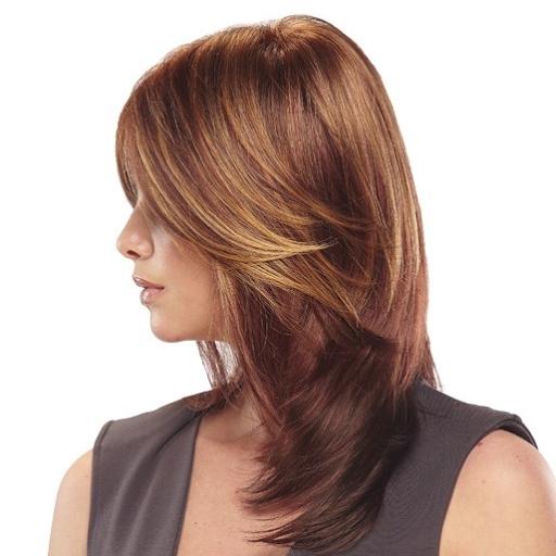 Julia (synthetic) wig